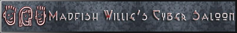 Madfish Willie's Logo